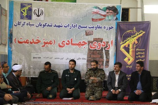 ۵۰ واحد مسکونی توسط سپاه در مناطق حاشیه شهر گرگان مرمت شد