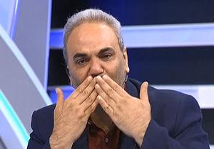 واکنش جالب جواد خیابانی به گلهای تیم ملی فوتبال ایران به چین + فیلم