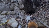 دستگیری ۳ حفار غیرمجاز در شهرستان گرگان
