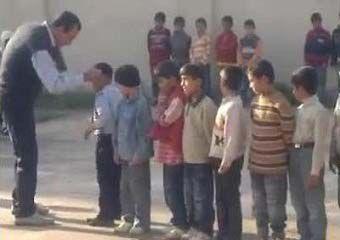 ضرب و شتم یک دانش آموز گلستانی دیگر توسط معلم ورزش !