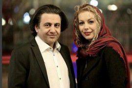 جزئیات فوت همسر افشین یداللهی + عکس