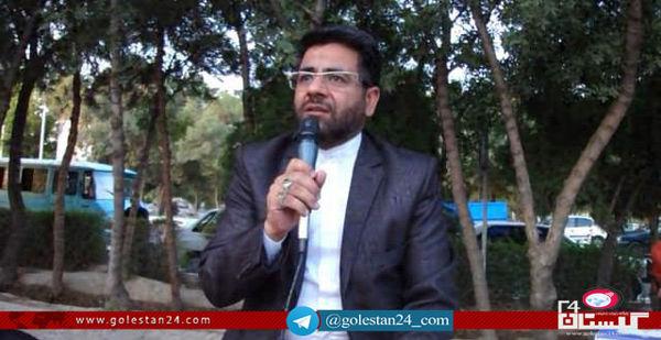 ارزوی شهادت پیامکی شهید خبرنگار