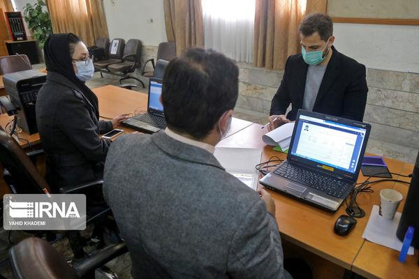 تعداد داوطلبان انتخابات شورای شهر گلستان هشت درصد کمتر شد