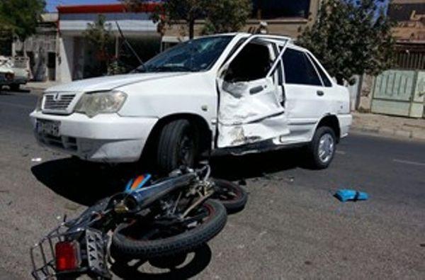 یک کشته و ۶ مصدوم در حادثه رانندگی