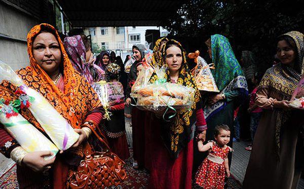آداب و رسوم ازدواج در ترکمنهای تاتارسفلی