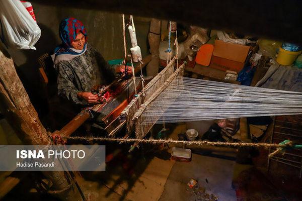پتانسیل غنی صنایع دستی در کردکوی