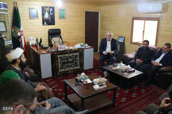 مرکز فرهنگی دفاع مقدس نماد استان گلستان در دفاع مقدس است