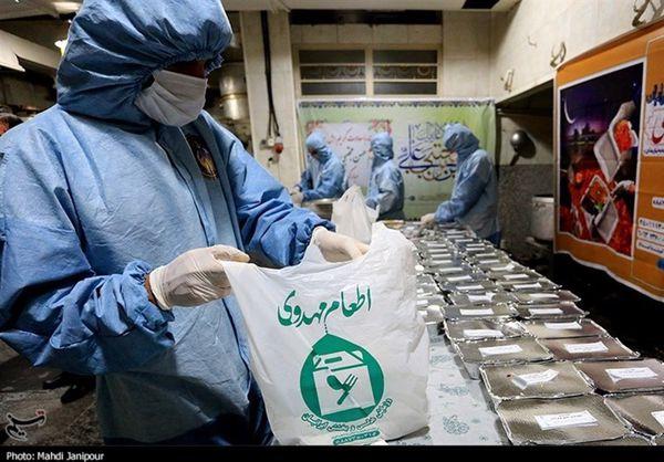 """۱۳۵ هزار وعده غذایی در طرح"""" اطعام مهدوی"""" بین نیازمندان گلستانی توزیع شد"""