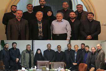 تصاویر / دیدار خانه احزاب گلستان با بزرگان اصولگرا و اصلاح طلب استان