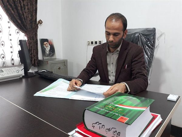 مجموعه شهرداری آق قلا با تمام توان برای تحقق شعار ملی سال جدید تلاش خواهند کرد