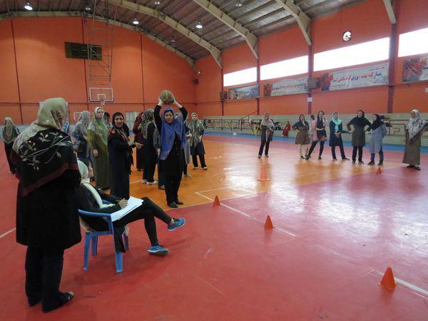 برگزاری جشنواره فراغت بانوان با ورزش