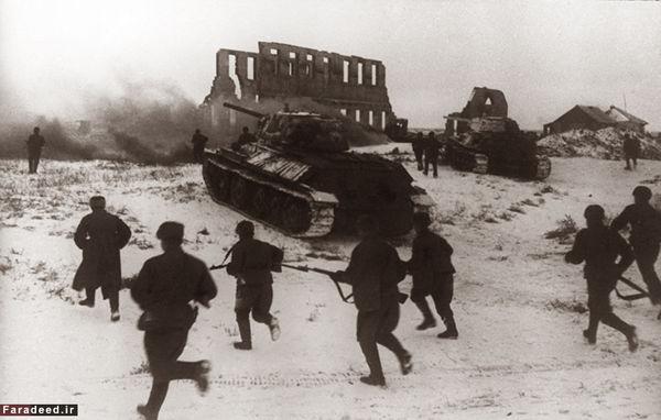 استالینگراد، آغاز شکست هیتلر  +تصاویر