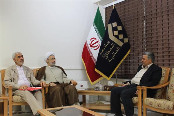 بازدید معاون عمرانی استانداری گلستان از واحد المصطفی در گرگان