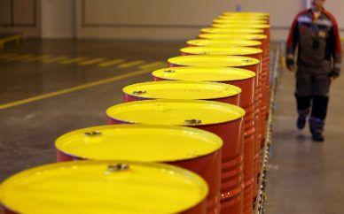 کاهش قیمت نفت