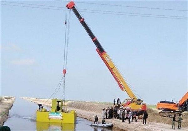 بیش از ۱۳ کیلومتر لایروبی کانالهای مناطق سیلزده گلستان انجام شد