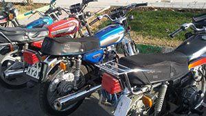 توقیف بیش از ۴۰ دستگاه موتورسیکلت متخلف در گمیشان