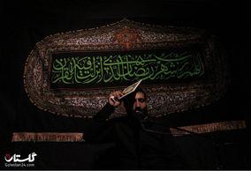 مراسم احیای شب 21 ماه مبارک رمضان گرگان