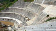 آخرین روند ساخت بزرگترین سد گلستان
