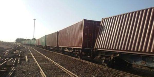 رشد ۱۵۸ درصدی صادرات از حوزه ریلی گلستان