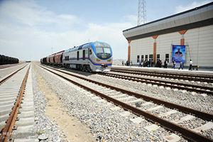 راه آهن اینچه برون شاهرگ ترانزیت و صادرات کالا در گلستان