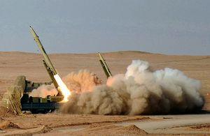 فیلم/ سوخت حقیقی موشکها علیه آمریکا