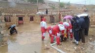 امدادرسانی نیروهای هلال احمر به بیش از هزار حادثه دیده