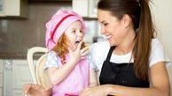 کودک خود را تشویق نکنید