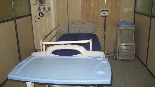 تجهیز درمانگاه تخصصی گمیشان برای درمان بیماران کرونایی