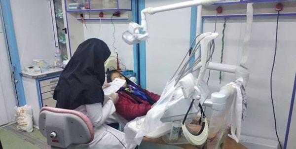 جهاد دندانپزشکان در حاشیه شهر مشهد/ دندانپزشکانی که خدمتشان از جنس عشق است