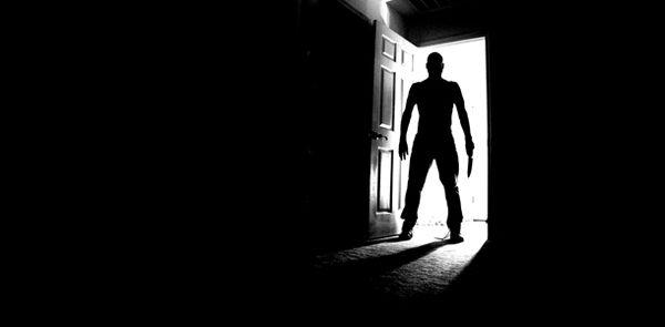 دزدی از خانه مادر زن که به قتل منجر شد