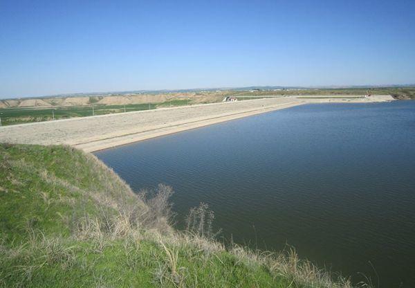 ۲۵ درصد حجم سدهای بزرگ مخزنی حوضه آبریز گرگانرود برای مدیریت سیلاب احتمالی خالی است