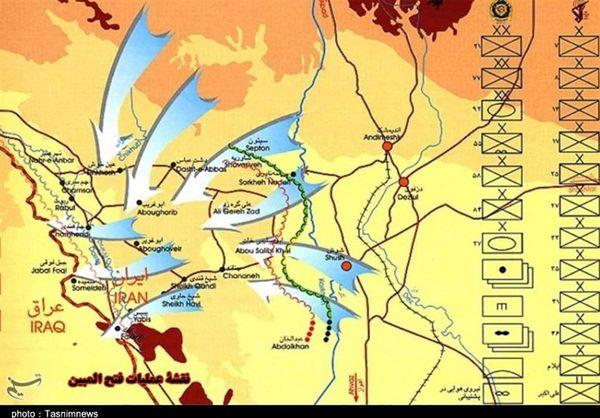 ماجرای مأموریت باران در عملیات فتح المبین