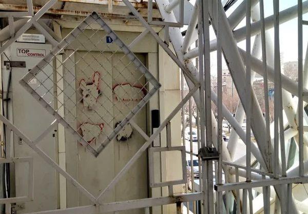 پلمب ۵ آسانسور غیراستاندارد در گلستان؛ ناایمنها پلمب میشود