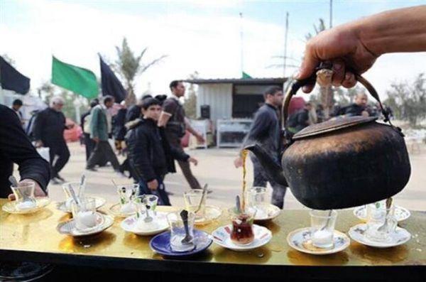 آمادهسازی موکبهای حسینی گلستان برای عزاداری اربعین