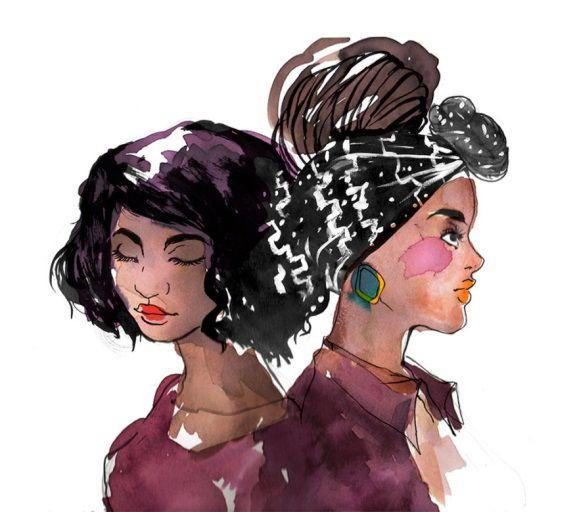 زنان سیاهپوست آمریکایی