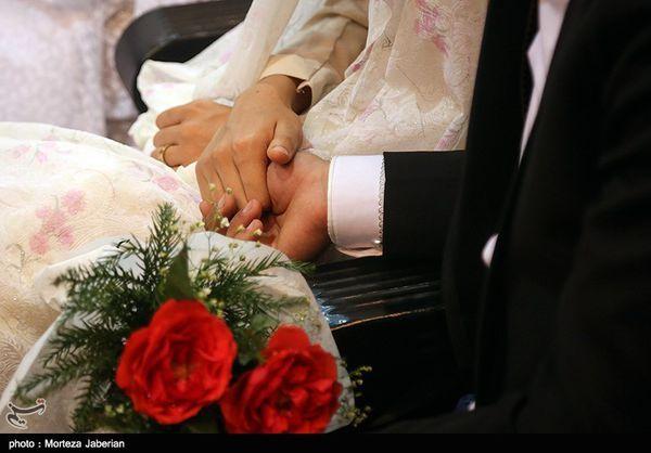 جشن ازدواج آسان ۱۱۴ زوج جوان در گلستان برگزار شد