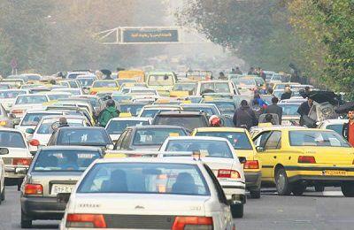 رسیدن دود وسائل نقلیه به حلق، برای روزه دار
