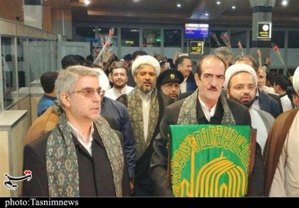 خدام رضوی به استان گلستان آمدند + تصاویر