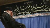 مراسم عزاداری شهادت امام علی (ع) با حضور رهبر معظم انقلاب + تصاویر