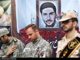 دانلود کلیپ شهید مدافع حرم شهید علی آقا عبد اللهی