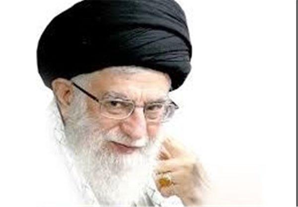 حضور سرزده رهبر انقلاب در منزل شهید مدافع حرم