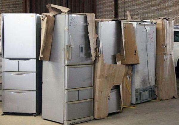 کشف بیش از ۱۲۰ دستگاه لوازم خانگی قاچاق در گرگان