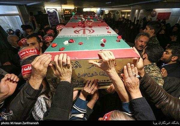 ایام فاطمیه امسال استان گلستان میزبان یک شهید گمنام است