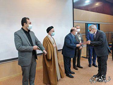 معرفی فرمانداران جدید علی آباد کتول و گالیکش
