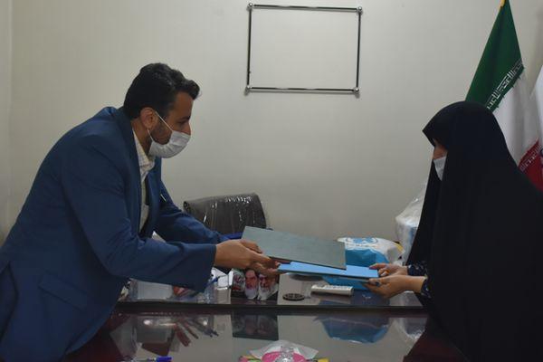 تفاهم نامه همکاری کانون های مساجد گلستان و حوزه های علمیه خواهران امضا شد
