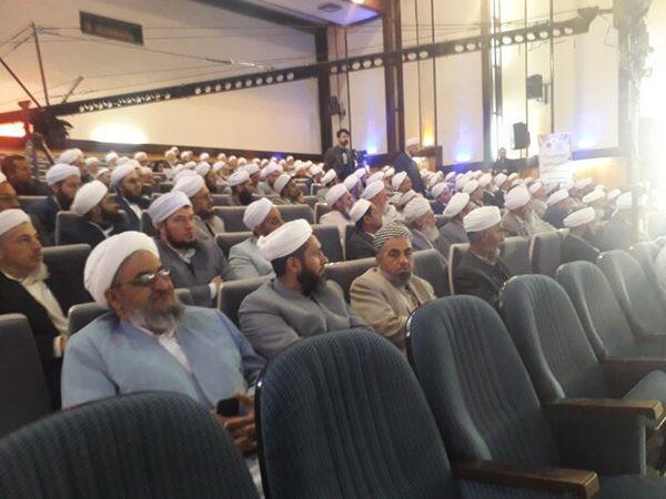 گردهمایی بزرگ علما و روحانیون اهل سنت شمال کشور برگزار شد