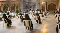 برگزاری برنامه عزاداری دهه اول ماه محرم مسجد جامع گلشن به صورت حضوری و مجازی