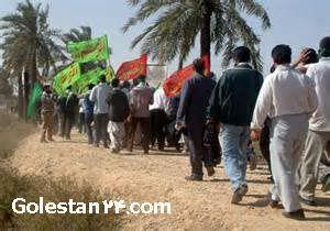 اعزام کاروان راهیان نور بسیجیان آزاد شهر