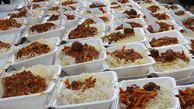 آخرین برنامه پخت و توزیع غذای گرم در بین نیازمندان حاشیه شهر در سال ۱۳۹۹