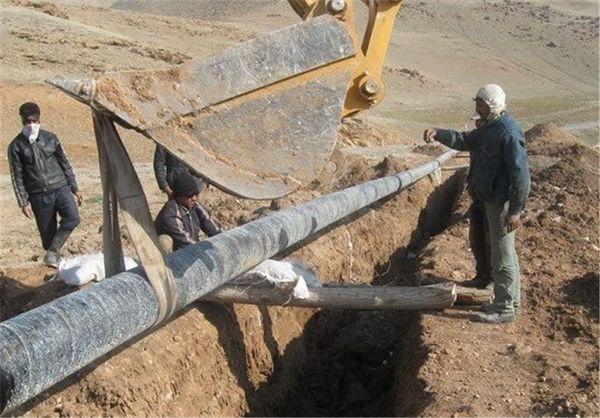 عملیات گازرسانی به ۳۵ روستای استان گلستان در حال اجراست
